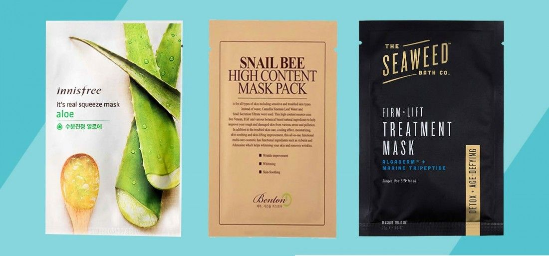 10 Facial Sheet Masks For Men For Great-Looking Skin