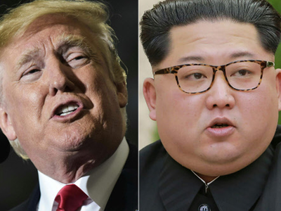 North Korea backs away from Singapore summit with Trump, says US is cornering it