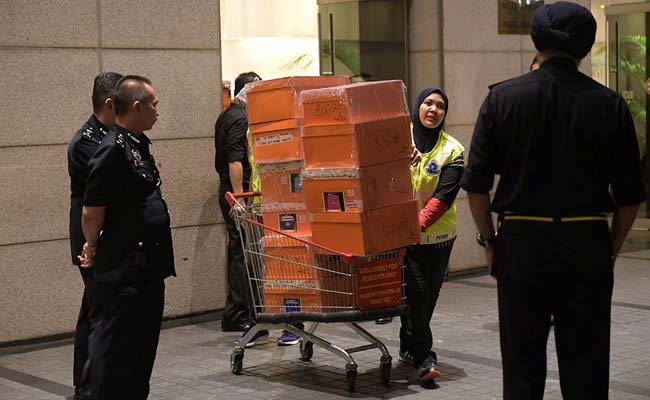 Hundreds Of Handbags, 72 Suitcases Full Of Jewels Seized From Ousted Malaysian Leader