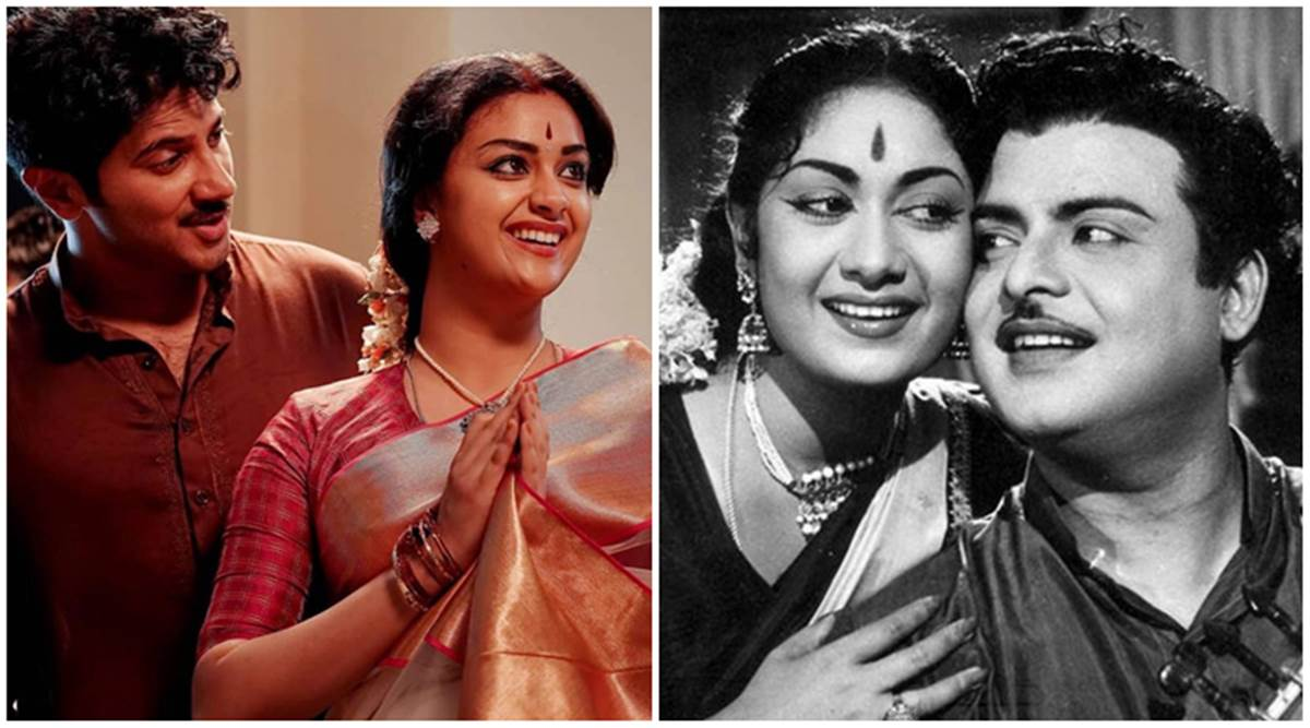 Gemini Ganesan's daughter claims Mahanati did not portray the Kadhal Mannan accurately