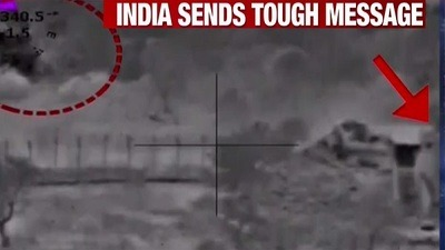 Pak bunkers busted, assets destroyed by BSF troops along International Border