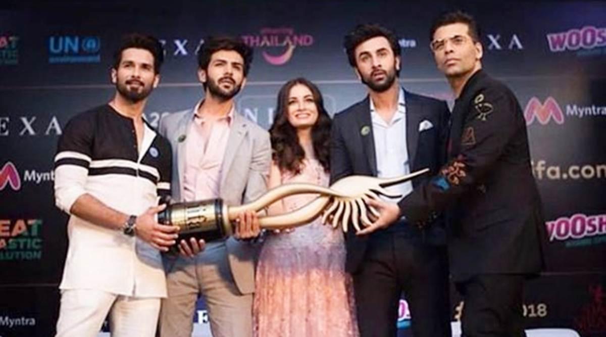 Ranbir Kapoor, Shahid Kapoor, Kartik Aaryan and Karan Johar announce 19th IIFA
