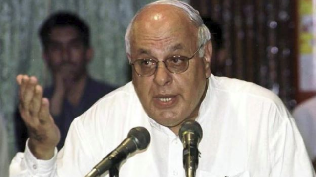 Farooq Abdullah wants identity of Alia Bhatt