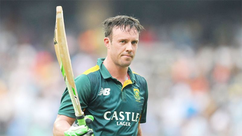 AB de Villiers quits international cricket,