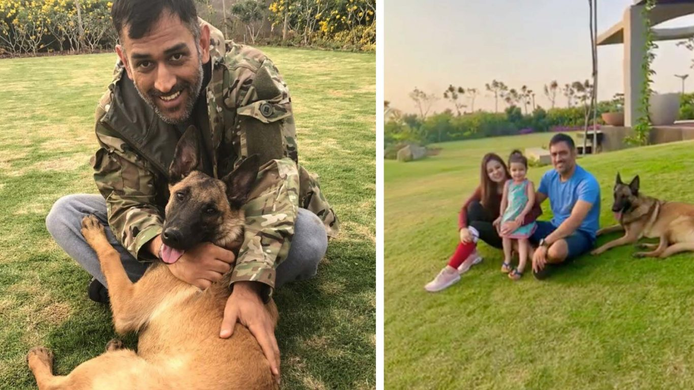 MS Dhoni lives life king-sized in his Ranchi farmhouse [PHOTOS]