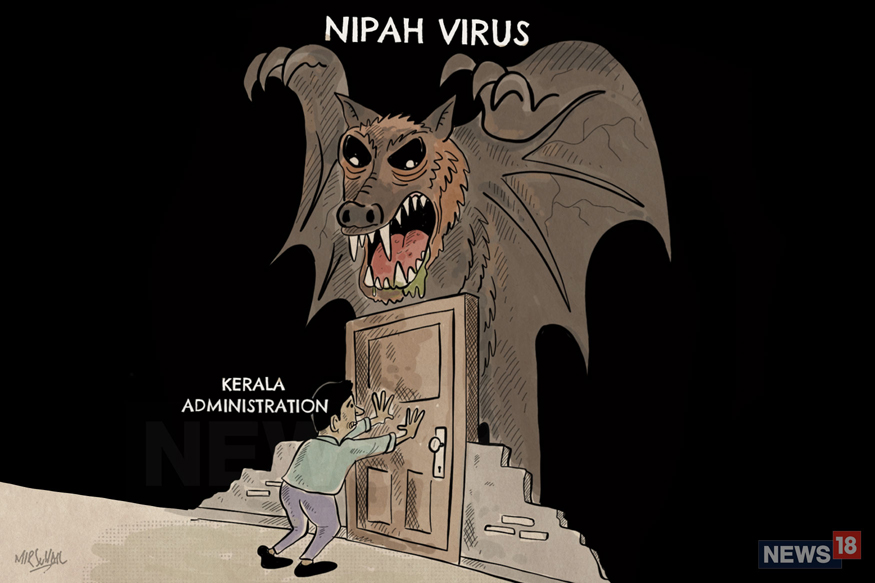 2001 Siliguri Case to Blame for Nipah Outbreak? Doctors Look Beyond Bat Theory