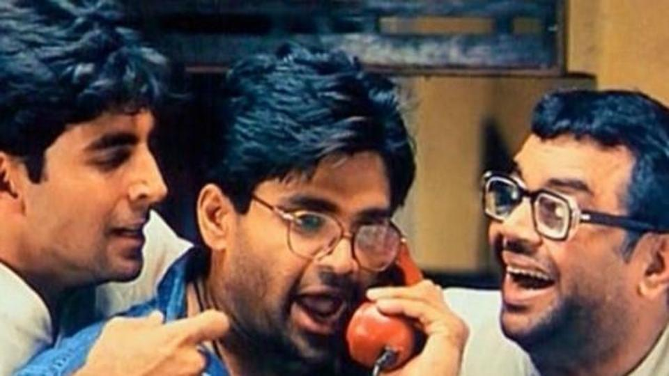 Akshay Kumar, Suniel Shetty, Paresh Rawal all set to return with Hera Pheri 3