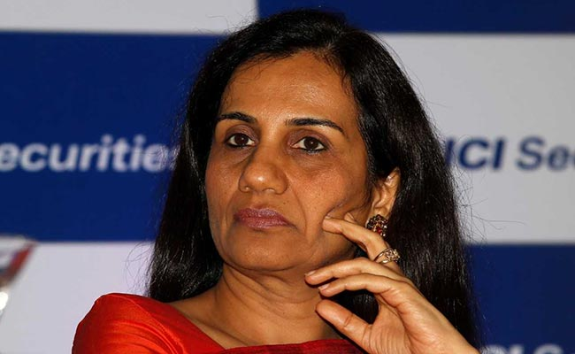 Videocon Case: Sebi Issues Notice To ICICI Bank MD Chanda Kochhar