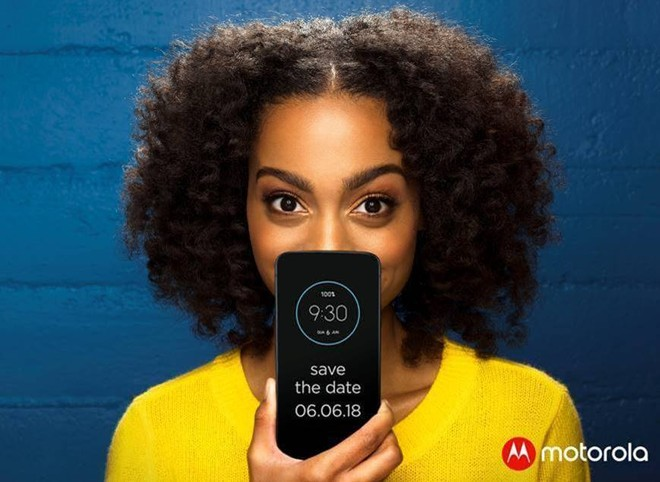 Motorola Moto Z3 Play announcement set for June 6