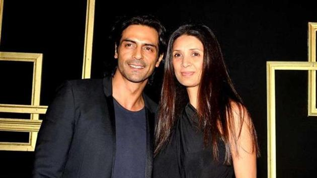Arjun Rampal, wife Mehr Jesia announce separation after 20 years of marriage. Read statement here