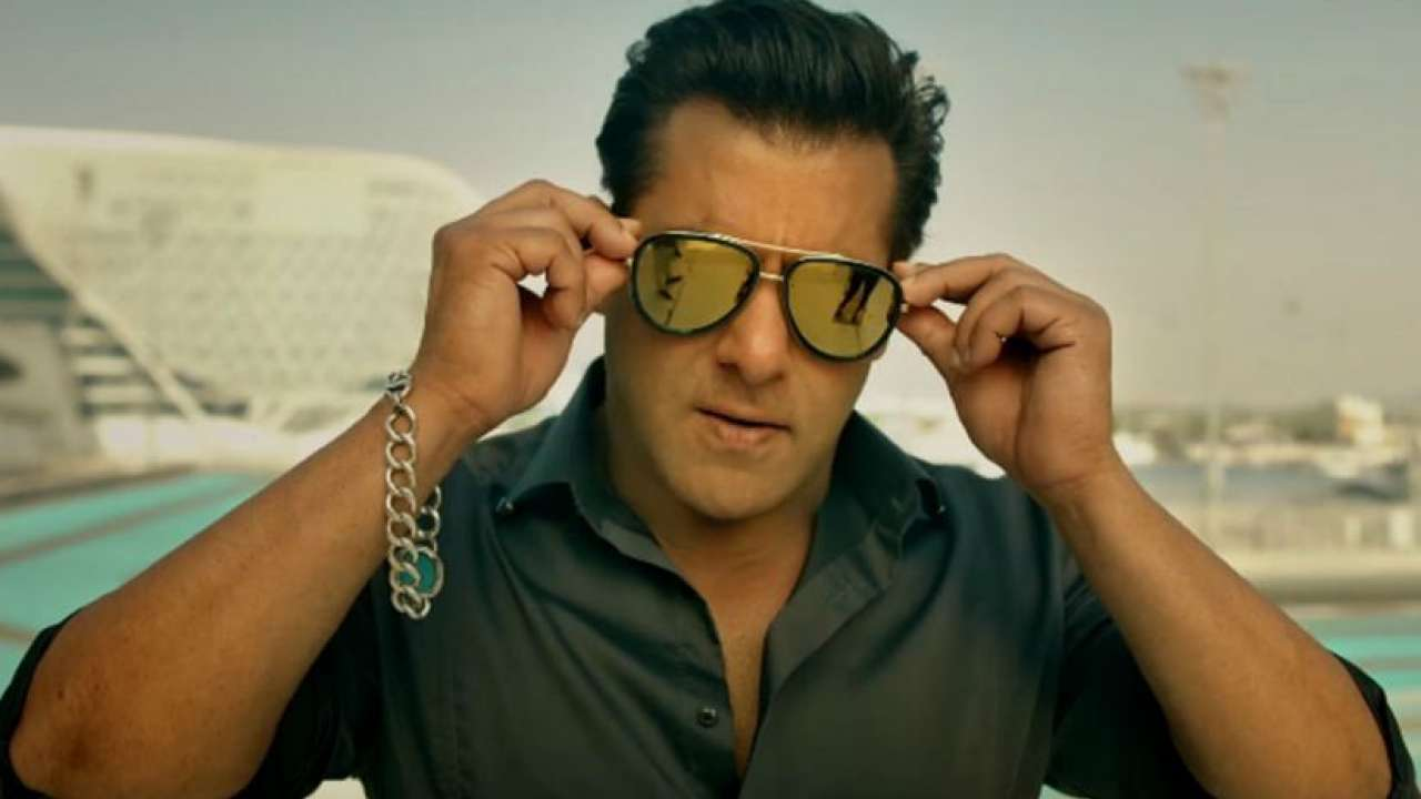 Salman Khan has epic reaction to