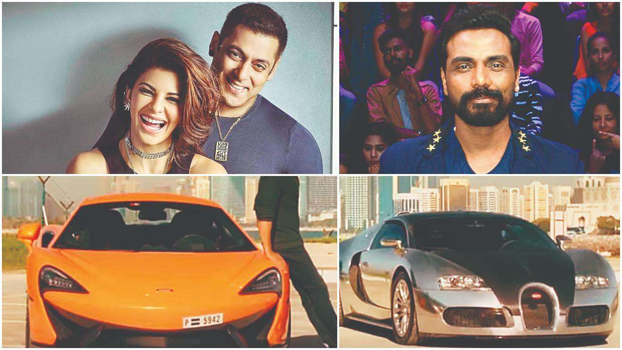 Race 3 trivia: Ferrari to Aston Martin, 16 supercars blown up for Salman Khan's film