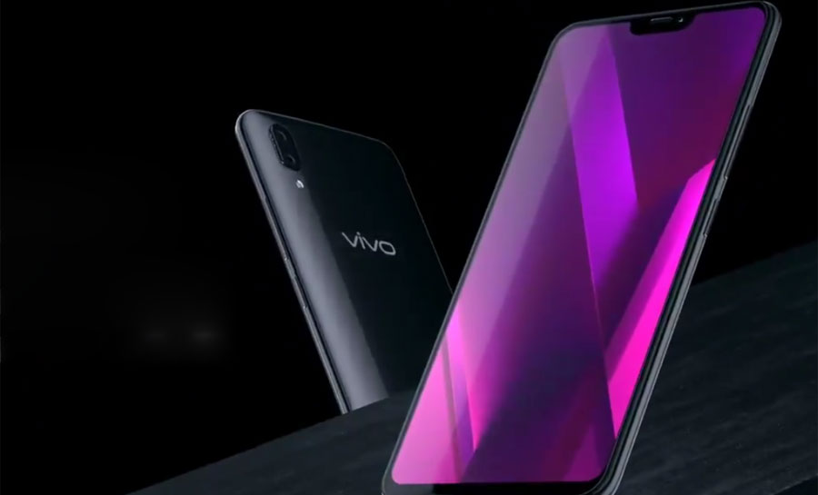 Vivo X21 with in-display fingerprint scanner now in India