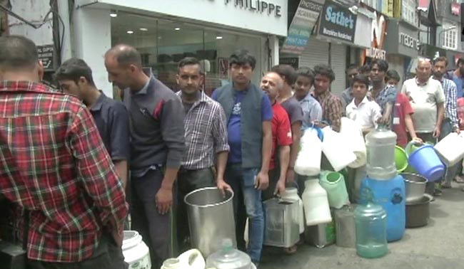 Shimla Battles Water Crisis, Locals Ask Tourists To Stay Away: 10 Points