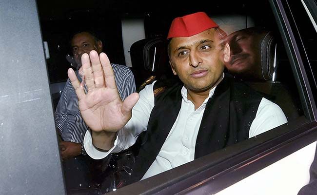 """Find Me A Place,"" Says Akhilesh Yadav, On Order To Exit Lucknow Bungalow"