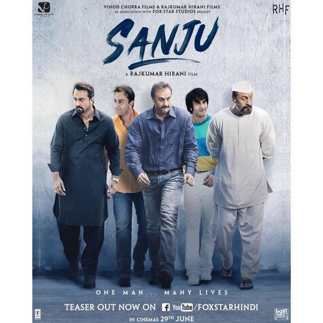 'Sanju' trailer watch: drama, drugs and Ranbir Kapoor