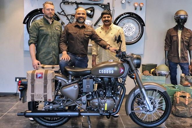 Royal Enfield Classic 500 'Pegasus' launched at Rs 2.49 lakh