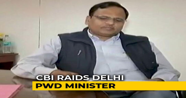 "Delhi Minister Raided; ""What Does PM Modi Want"", Asks Arvind Kejriwal"