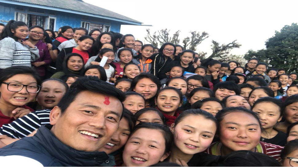 Former India football captain Bhaichung Bhutia launches political party