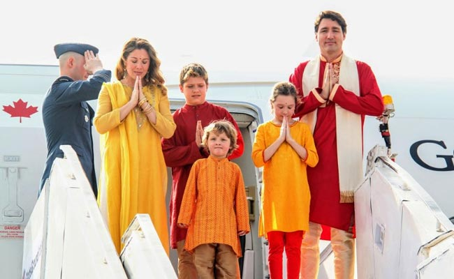 "Justin Trudeau Pokes Fun At India Visit, Calls It ""Trip To End All Trips"""
