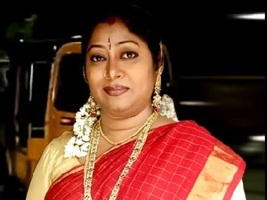 TV actress Sangeetha, known for her role in Tamil show Vani Rani, accused of prostitution