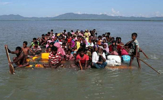 Myanmar Willing To Take Back All Rohingya Muslim Refugees