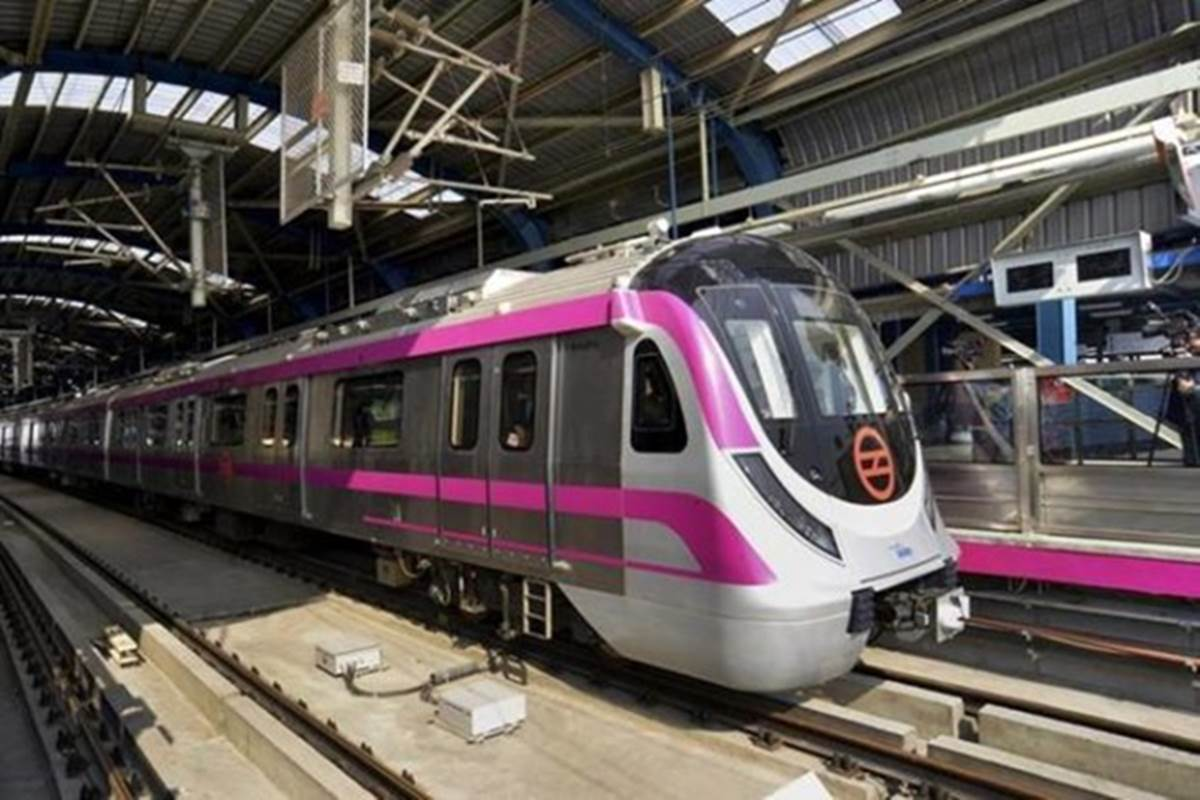 Delhi Metro takes this step to make life easier for commuters on Magenta Line – Check Now