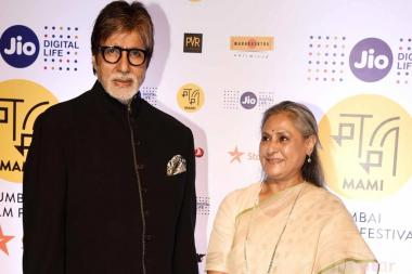 Big B Shares Adorable Throwback Pic With Jaya Bachchan on 45th Wedding Anniversary; See It Here