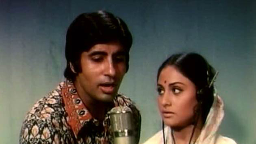 Amitabh Bachchan misses having Jaya Bachchan around on their 45th anniversary, shares heart-warming picture