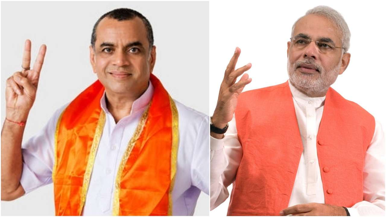 Exclusive! Paresh Rawal confirms playing PM Narendra Modi