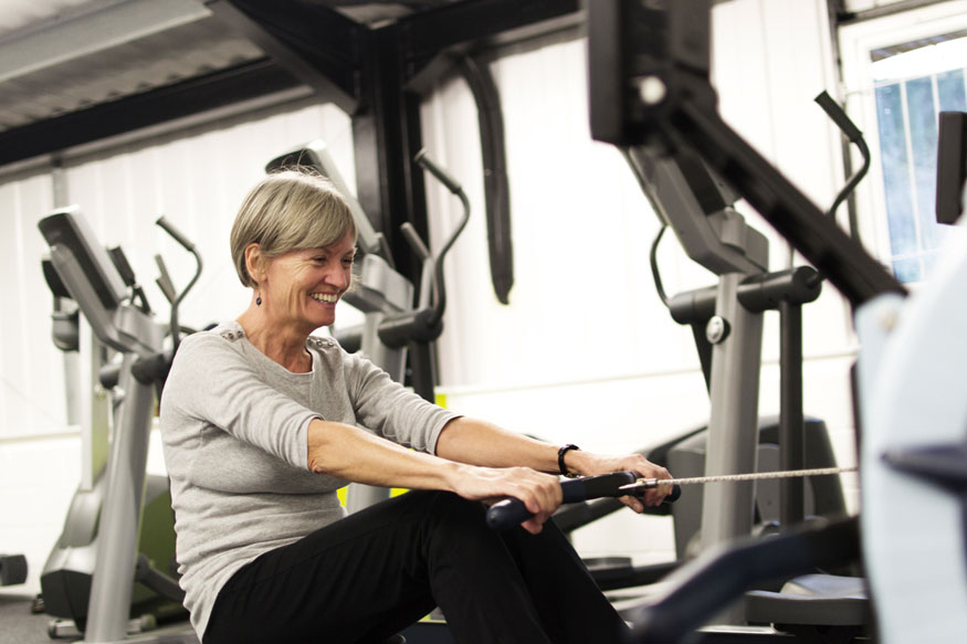 Exercise May Reduce Genetic Effects Of Obesity In Older Women