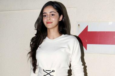 Ananya Pandey Meets With a Car Accident at Student of The Year 2 Set, Escapes Unharmed