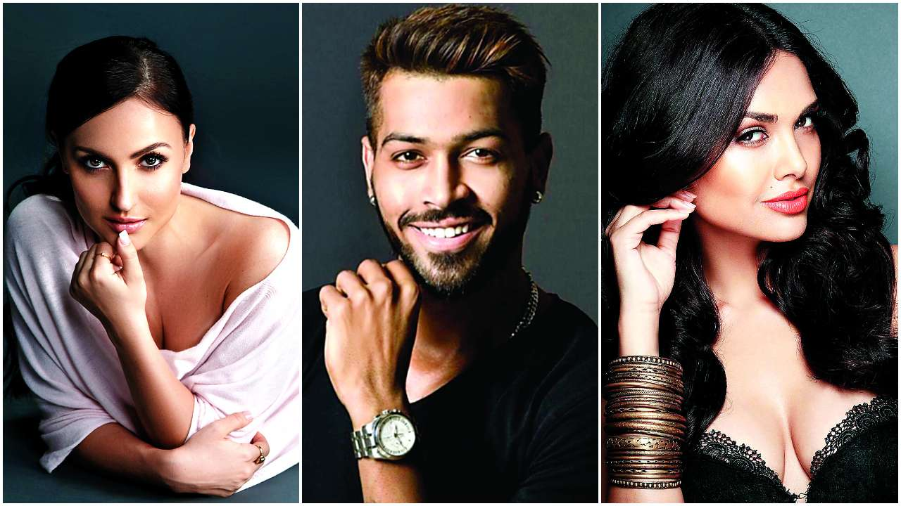Not Elli AvrRam or Urvashi Rautela! Hardik Pandya is dating Esha Gupta
