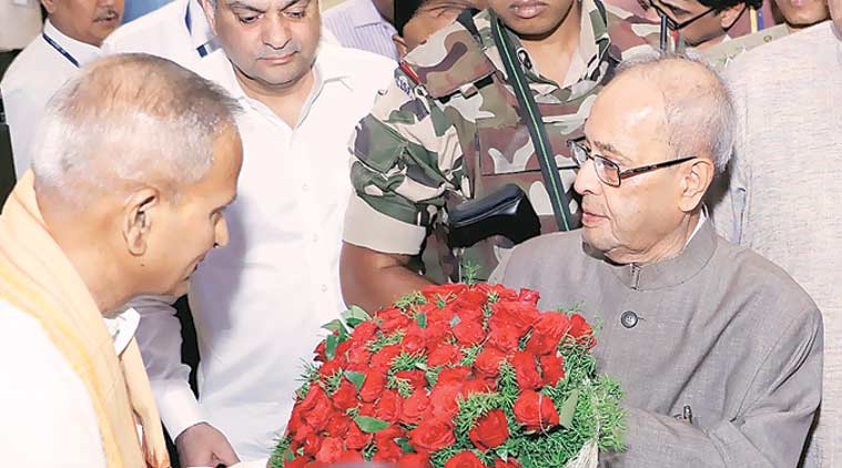Pranab Mukherjee to address RSS today, his daughter sends reminder: Speech will be forgotten, visual will stay