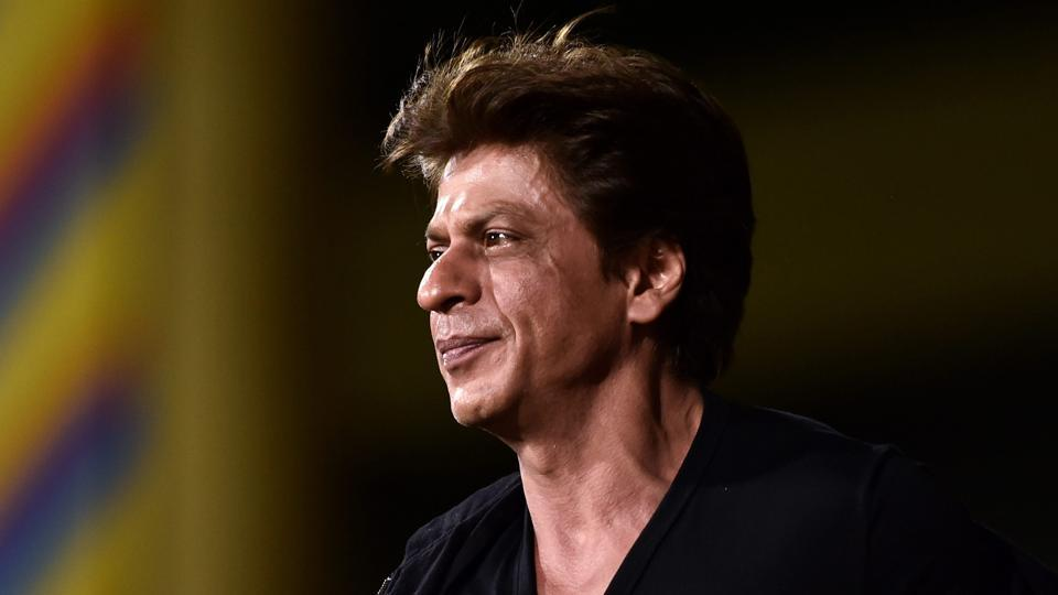 Shah Rukh Khan had a quirky reply when asked why he doesn't comment on controversial issues