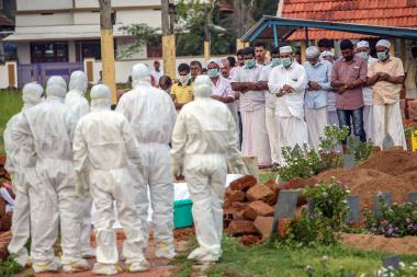 As Relatives Stay Away, Kerala Doctor Performs Last Rites of Nipah Victims