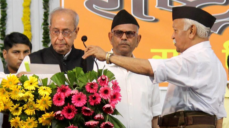 Pranab Mukherjee's RSS date: BJP hails great speech, Congress says mirror shown to Sangh outfit