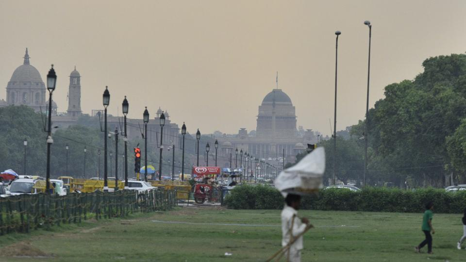 Decaying body of man found in Rashtrapati Bhavan's servant quarters