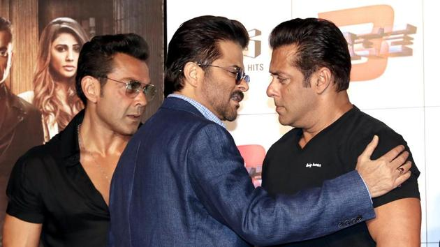 Anil Kapoor apologises to mother on Salman Khan's Dus Ka Dum