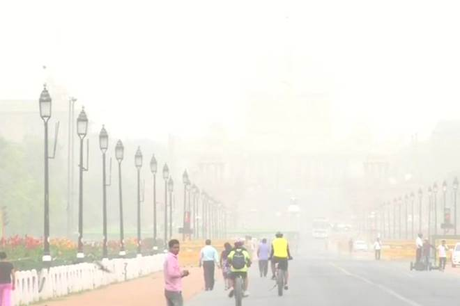 Air quality index in Delhi, Noida, Gurgaon: Poor to Hazardous conditions prevail; dust, haze to remain for 2 days