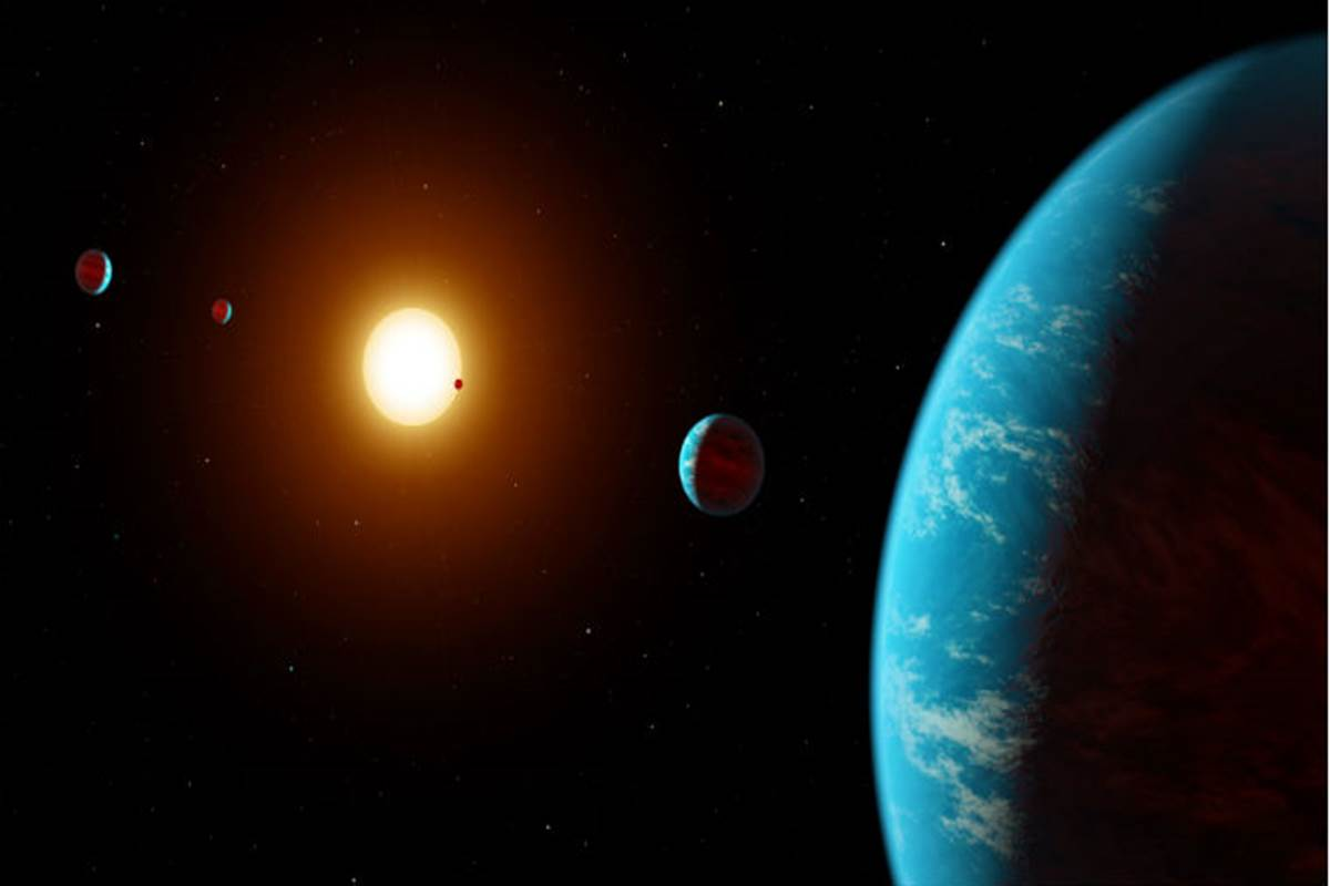 India discovers its own planet where a year ends in 19.5 days! Amazing things to know
