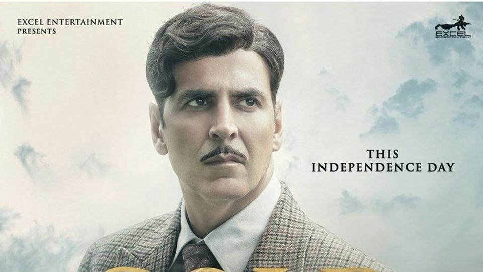Akshay Kumar is angry and all about business on new Gold poster