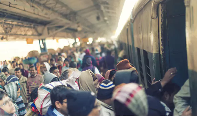 "Railways ""Snoops"": Undercover Men To Check Food, Services Offered To You"