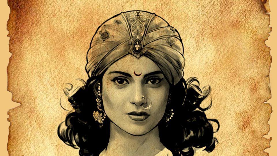 Kangana Ranaut's new Manikarnika poster marks Rani Lakshmibai's death anniversary