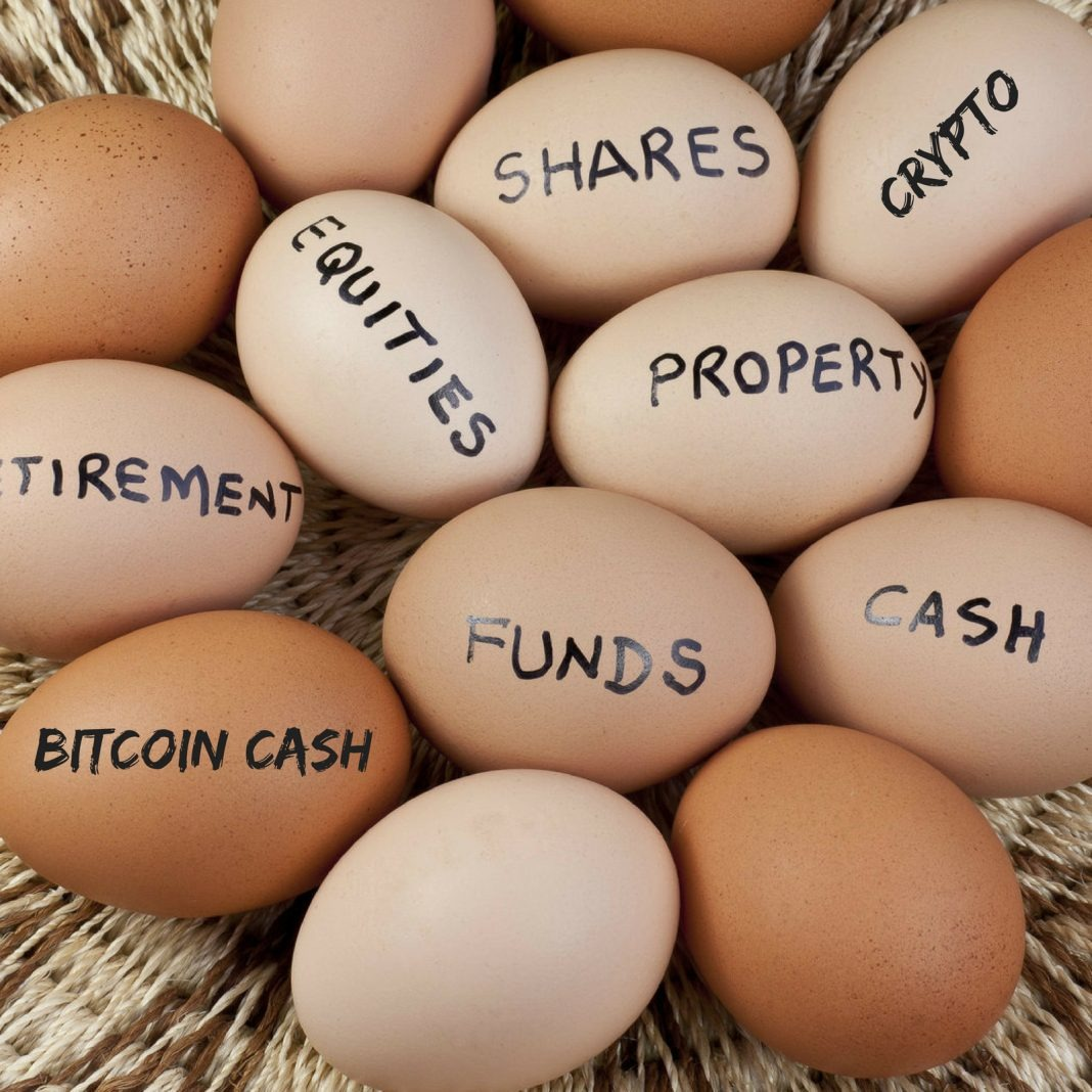 Add Crypto to Investment Portfolio: Enhance Return, Reduce Risk/Volatility