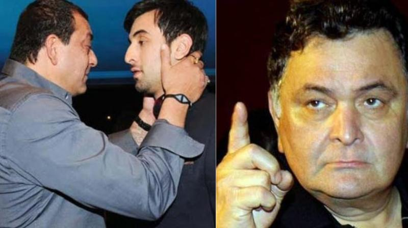'Stop spoiling Ranbir, don't make him like you': When Rishi Kapoor fumed at Sanjay