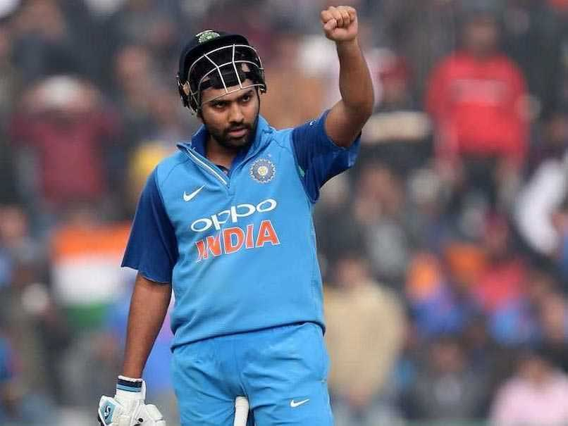 Rohit Sharma Clears Yo -Yo Test, Takes A Dig At Critics