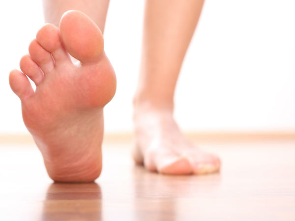 This Is What Your Toes Say About Your Personality