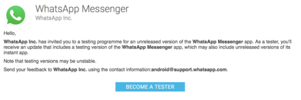 WhatsApp Latest Updates and New Features: How to get them before others?