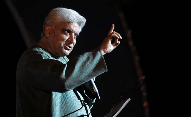 """Outrageous"": Javed Akhtar On Muslim Cleric"